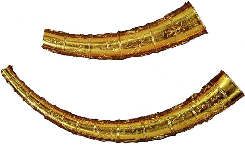 Image of the Golden Horns
