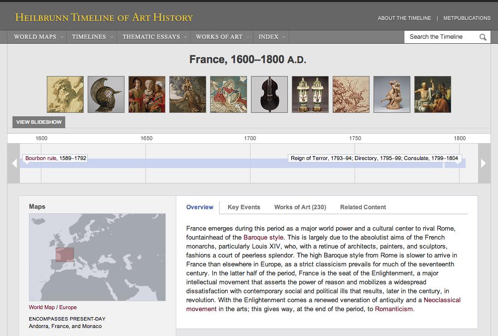 "Figure 5:  ""France, 1600–1800 A.D."""